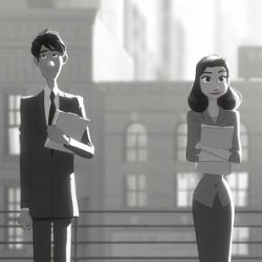 "Disney presenta online la seva última animació: ""Paperman"""