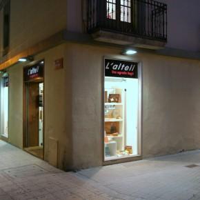 LLIBRERIES I LLIBRETERS: UNA VIDA EN COMÚ (3) Irene Tortós-Sala i Llibreria l'Altell