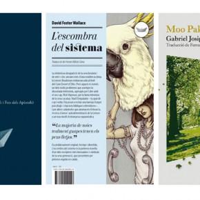 12 propostes literàries en català de 12 editorials independents
