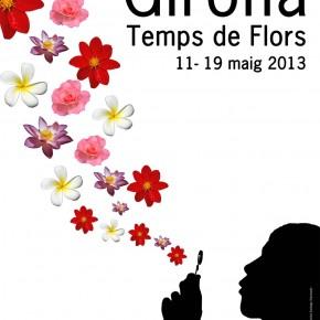 Els cartells de 'Girona Temps de Flors' a través dels anys