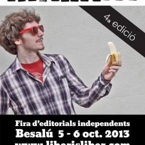 Liberisliber, 4a edició de la Fira d'Editorials Independents a Besalú