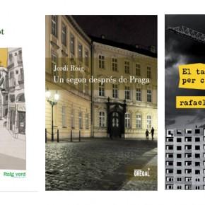 8 llibres en català per aquest Sant Jordi