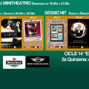 """Concurs Miniteatres: cicle """"l'Orgull"""" (2a part)"""