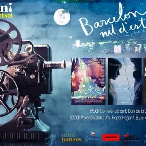 Mini Film Festival: dijous de curts, teatre i conferències sobre cinema