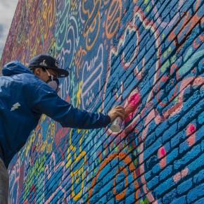 Neix una app per pintar (legalment) a l'espai públic de Barcelona